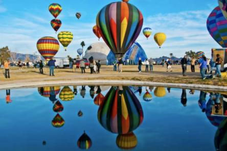 3rd Annual Havasu Balloon Festival & Fair
