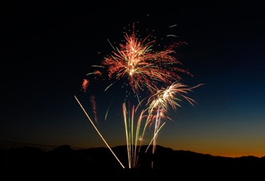 Lake Havasu Lake Havasu City's 24th Annual Winter Blast Western Pyrotechnic