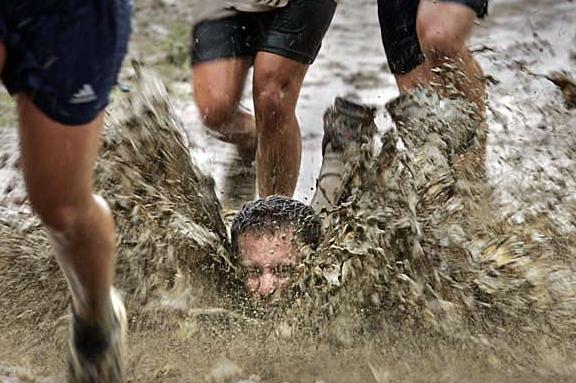 Lake Havasu City Mud Madness