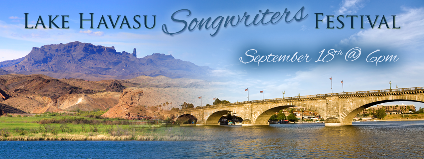 Lake Havasu City's Songwriter's Competition