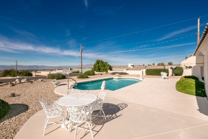 Havasu Home with Pool