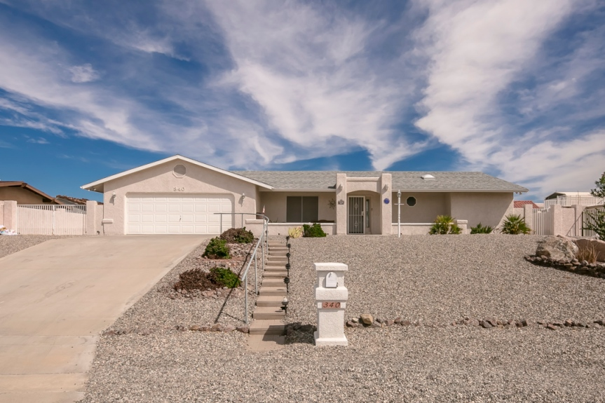 340 Cottonwood Dr Lake Havasu City, AZ 86403