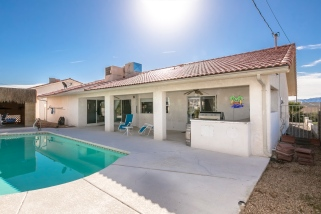 Lake Havasu City Pool Home