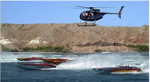 17th Annual Desert Storm Poker Run and Shootout 2015