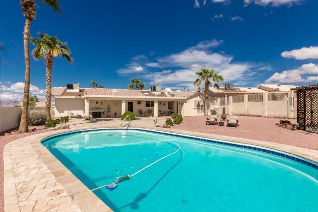 Lake Havasu City Pool Home