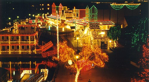 Lake Havasu's 20th Annual Festival оf Lights