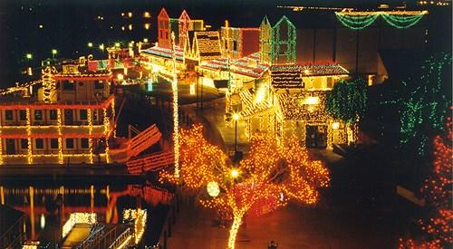 Lake Havasu's 20th Annual Festival оf Lights