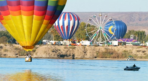 6th Annual Havasu Balloon Festival & Fair