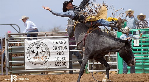 Grand Canyon Pro Rodeo Association & Little Delbert Days