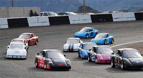 "Havasu 95 Speedway ""Snow Bird Appreciation"" Race Season 2015-16"