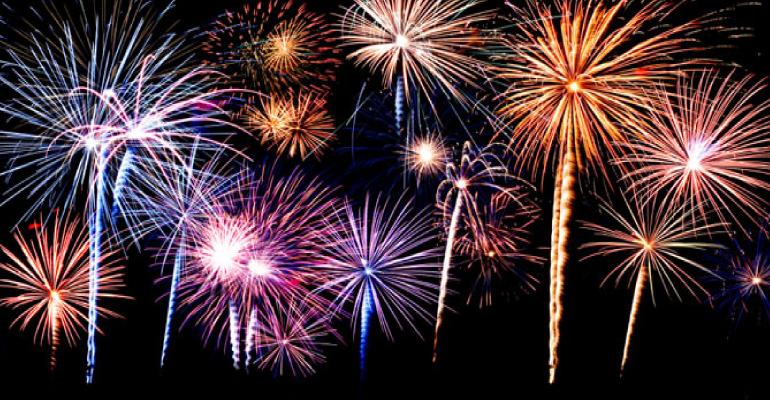 Lake Havasu City 4th of July Firework Show