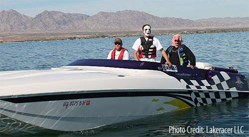 Lake Havasu Monster Bash Charity Poker Run
