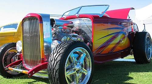 39th Annual Relics & Rods Run to the Sun