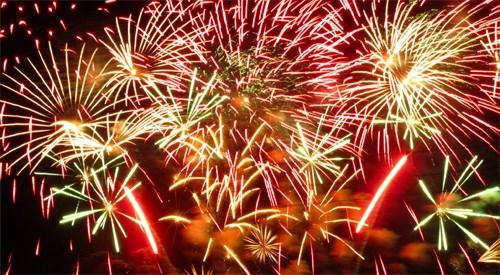 Lake havasu fireworks show
