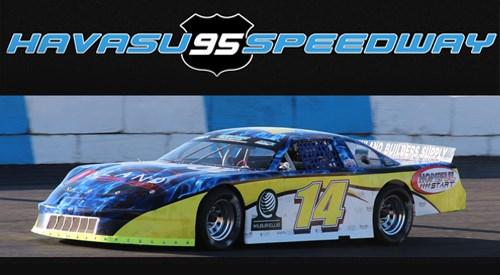Havasu 95 Speedway Fools' Night of Racing Race