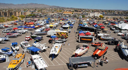 Lake Havasu Marine Association 26th Annual Boat Show