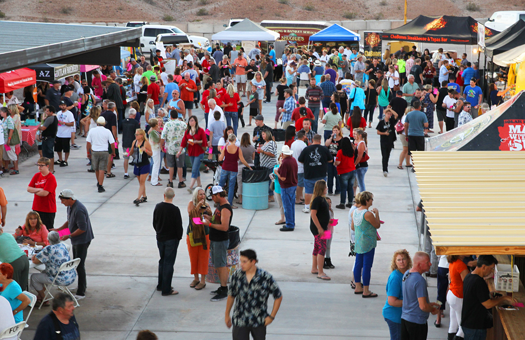 Taste of Havasu event