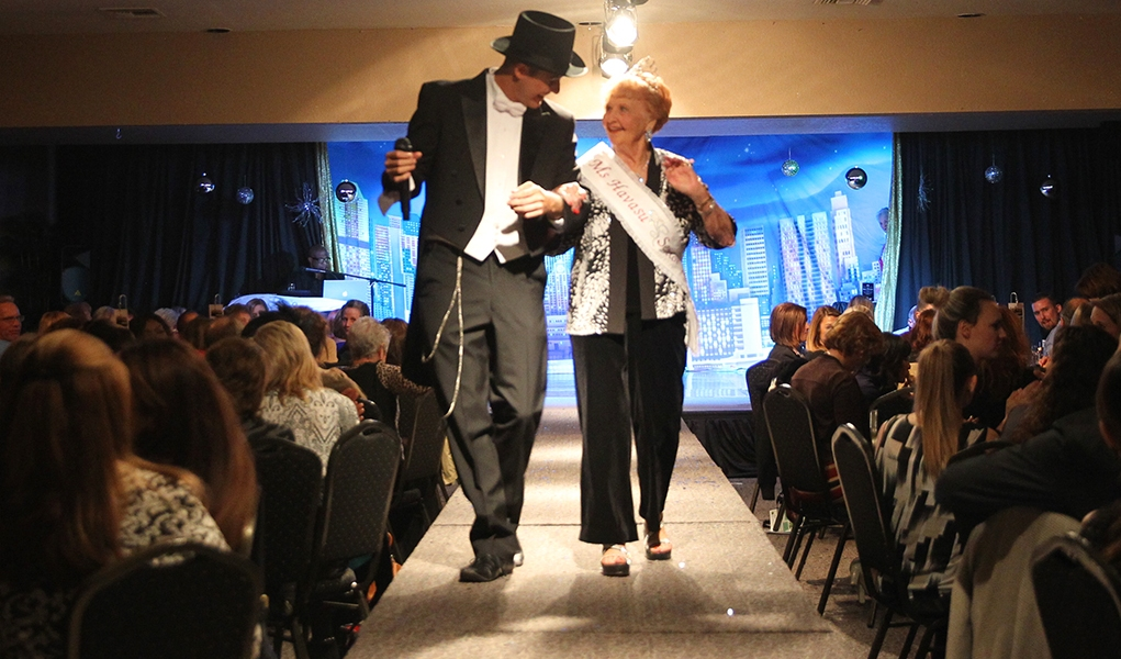 The Cancer Association Annual Fashion Show