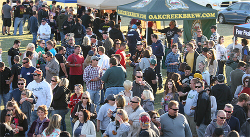 13th Annual Chillin 'N Swillin Beer Festival