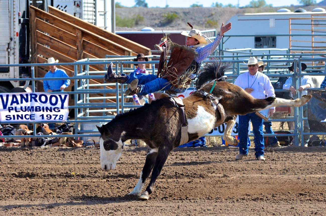 Grand Canyon Pro Rodeo Association and Little Delbert Days