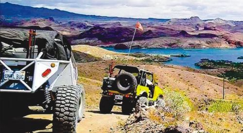 Lake Havasu's Spring Fling Desert Poker Run 3rd Yearly Edition