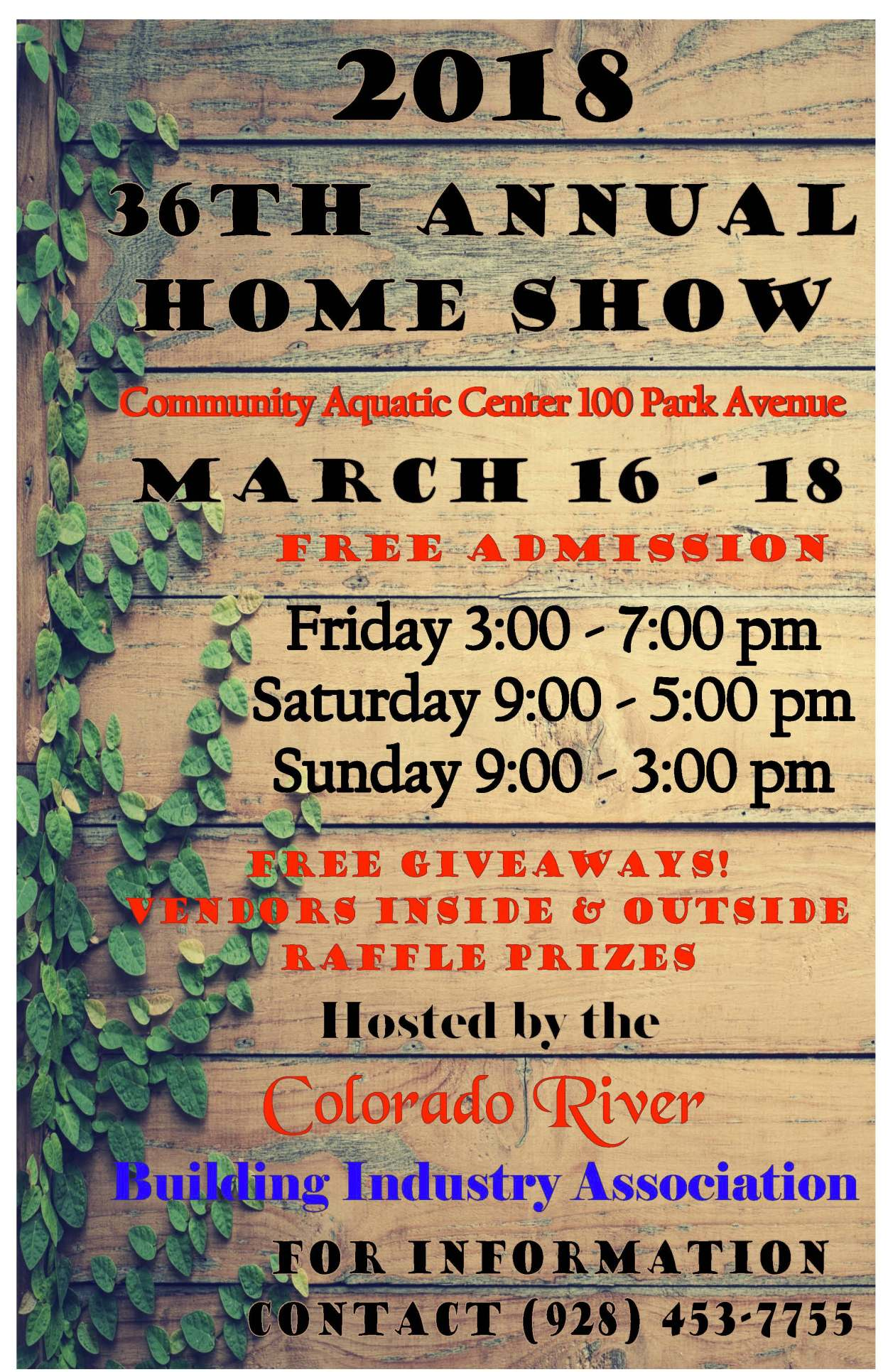 36th Havasul home show