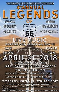 4th Annual Legends of route 66
