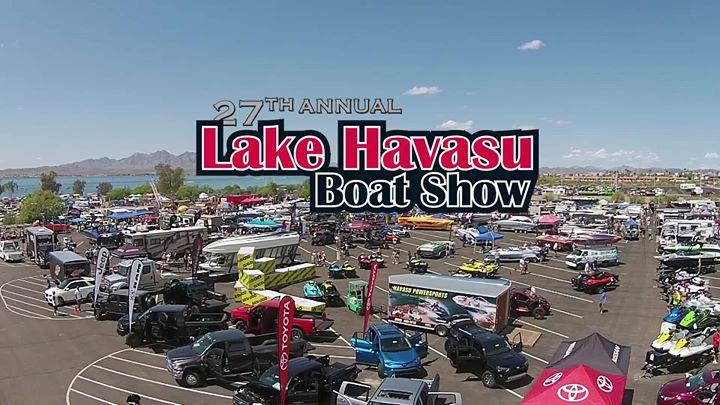 The 27th Annual Lake Havasu Boat Show