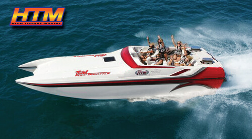 High Torque Marine (HTM) Regatta Beach Party Lake Havasu City