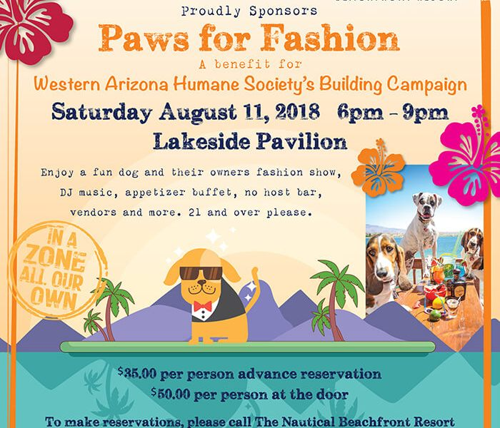 Paws for Fashion Lake Havasu City