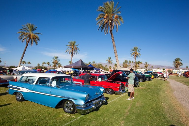 The 41st Yearly event of Relics and Rods Run To The Sun