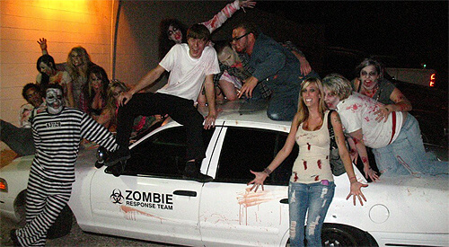 8th Annual Lake Havasu Zombie Pub Crawl