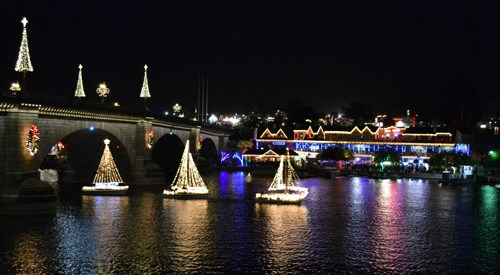 36th Annual Boat Parade of Lights