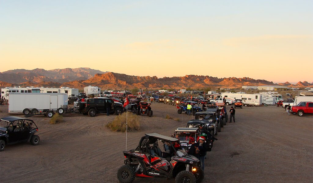 Lake Havasu Chamber of Commerce Desert Bash & Off-Road Poker Run