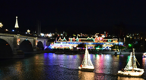 Lake Havasu City's 23rd Annual Festival of Lights