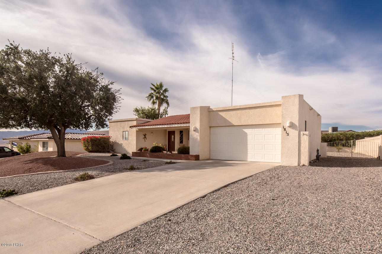 1815 Ambas Dr Lake Havasu City, AZ 86403