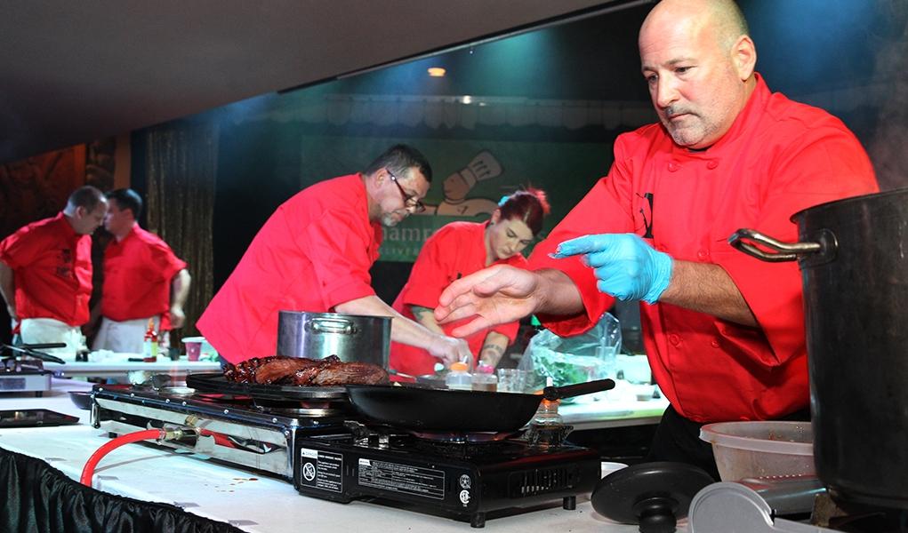 Lake Havasu City's Top Chef Contest