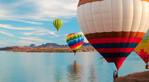 9th Annual Havasu Balloon Festival & Fair