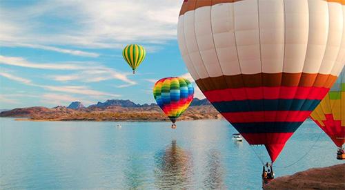 9th Annual Havasu Balloon Festival & Fair