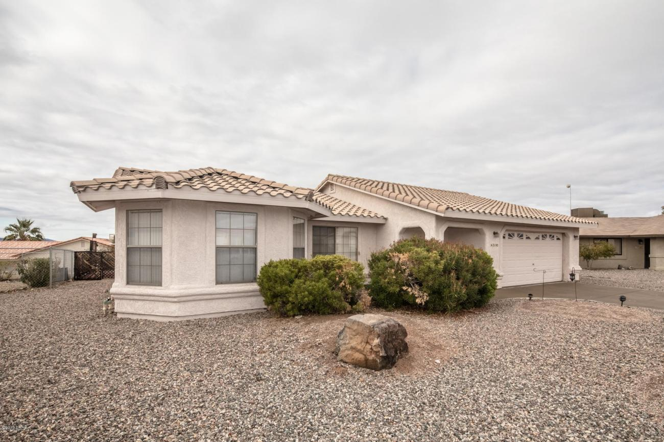 3145 Oro Grande Pl Lake Havasu City, AZ 86406