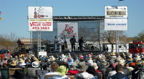 17th Annual Bluegrass on the Beach Music Festival