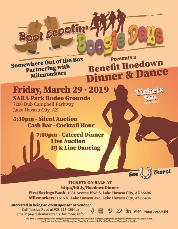 Lake Havasu's Boot-Scootin' Boogie Days