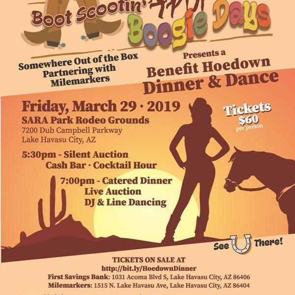 Lake Havasu's Boot-Scootin' Boogie Days