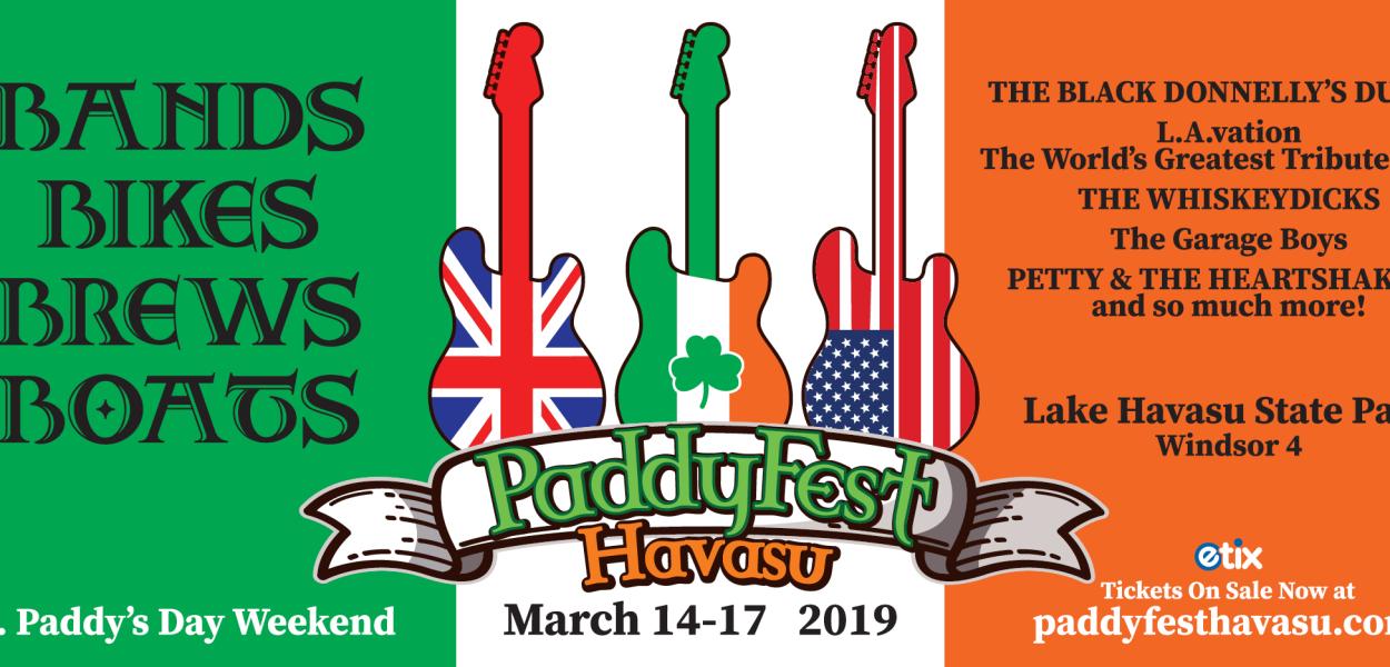 PaddyFest Havasu