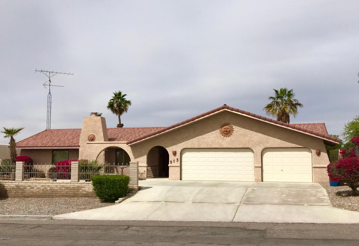 215 Mulberry Ave Lake Havasu City, AZ 86403