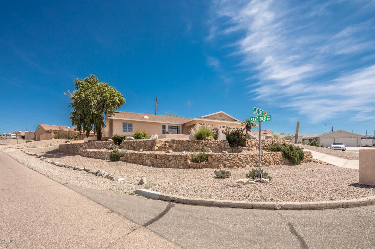 580 Sand Dab Pl | Lake Havasu City Real Estate