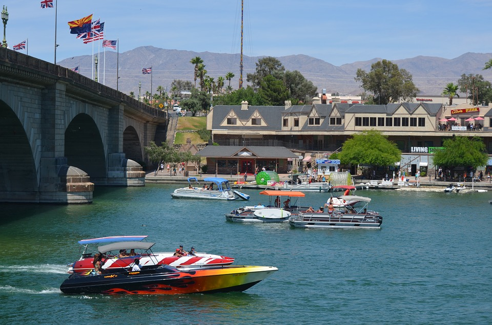 The Lake Havasu City Hot Party Anniversary 2019