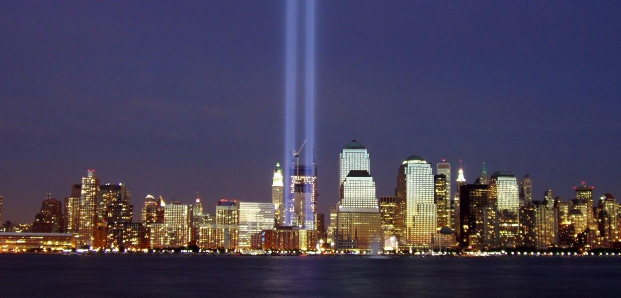 9/11 Rededication Ceremony Lake Havasu City