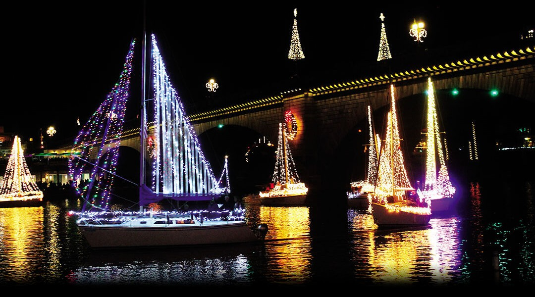 37th Annual Boat Parade of Lights