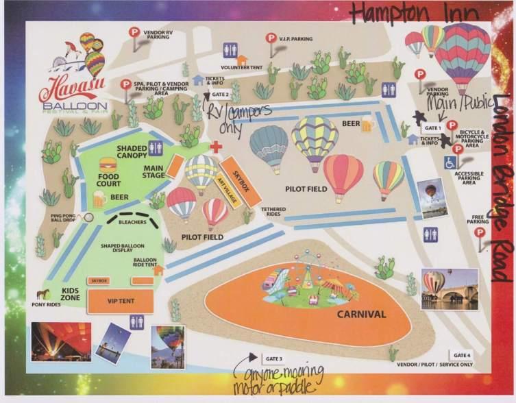 Havasu Balloon Fest